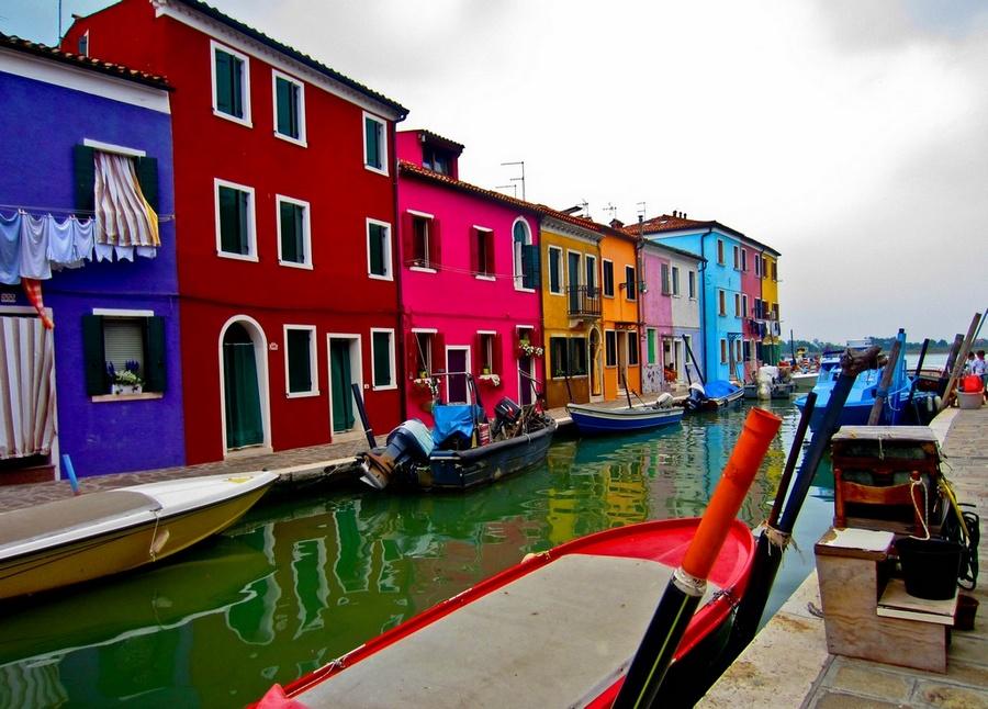 17 острова венеции