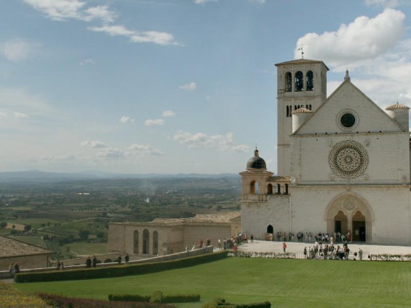 Ассизи. Сан-Франческо