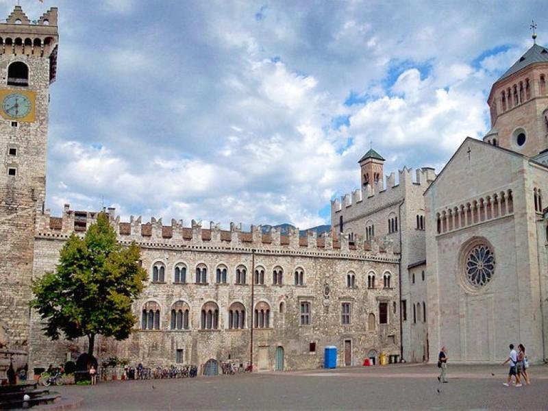 Кафедральный собор. Трентино.