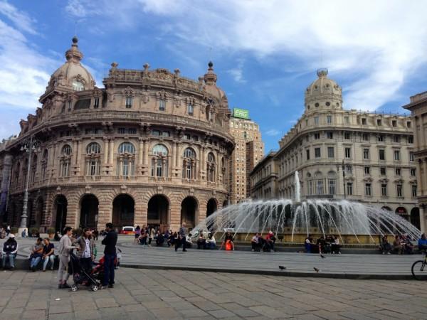 Обзорная экскурсия Генуя