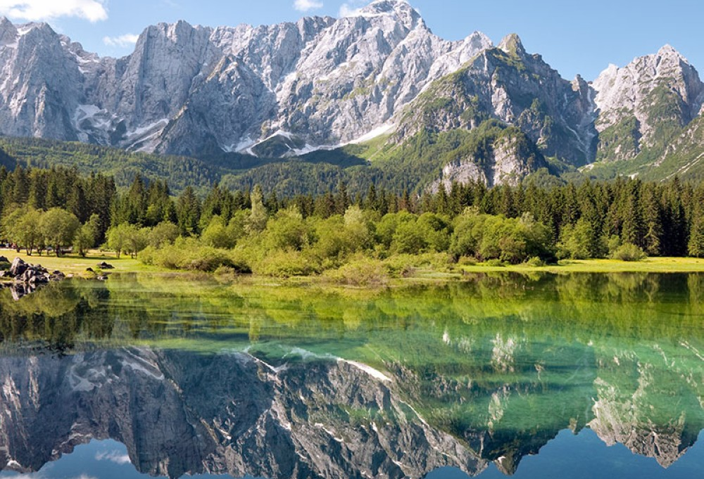 Озеро Фузине