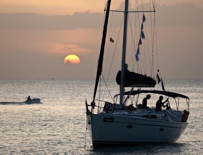 Вокруг острова Эльба на яхте